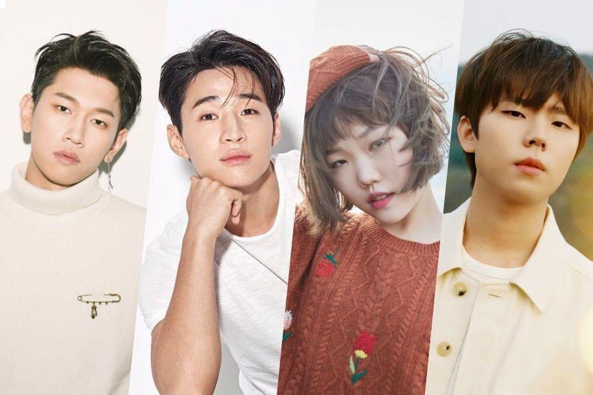 """Crush, Henry, AKMU's Lee Soo Hyun, Jung Seung Hwan, And More Confirmed For """"Begin Again"""" Season 4"""