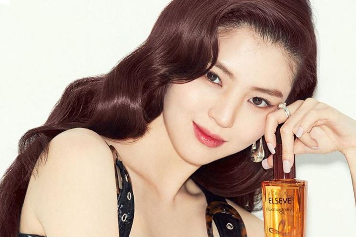 Han So Hee selected as new model for hair care brand L'Oréal Paris