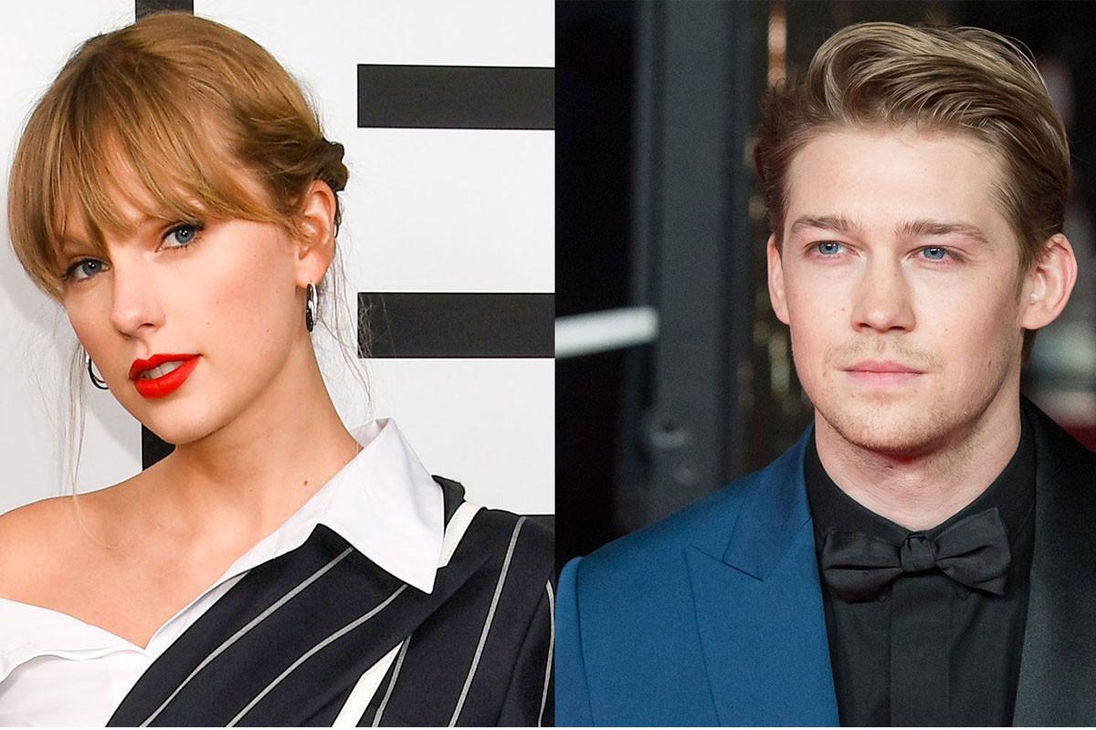 Joe Alwyn shares glimpse of life in lockdown with Taylor Swift