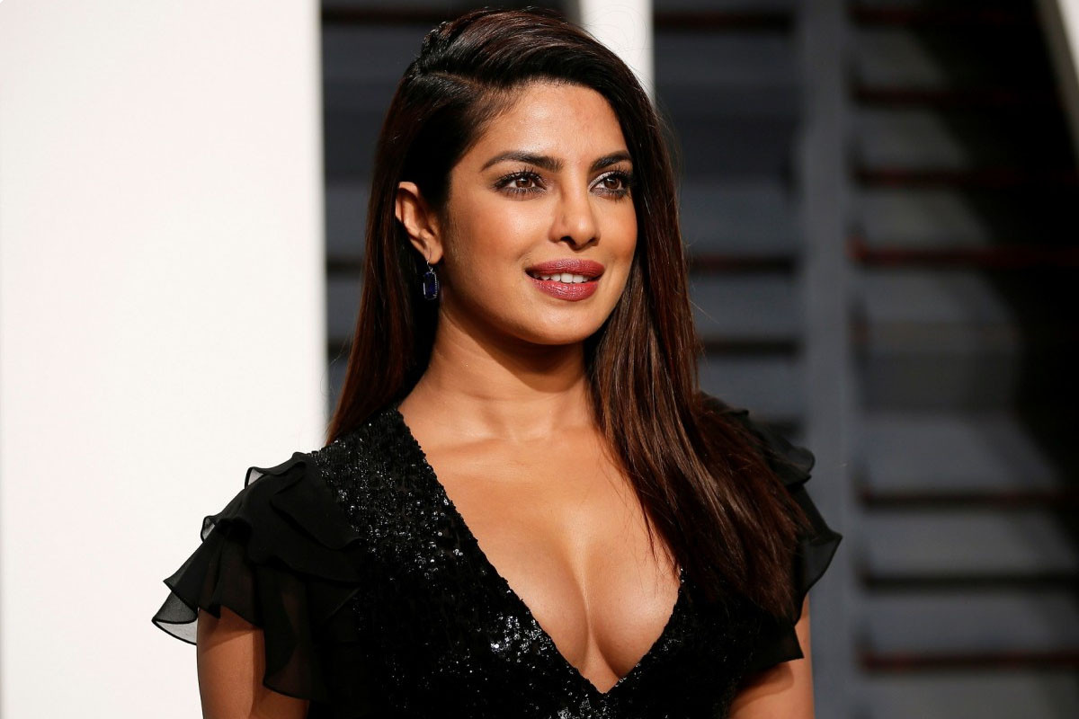 "Priyanka Chopra wears Louboutins in quarantine: ""They look good with sweatpants!"""