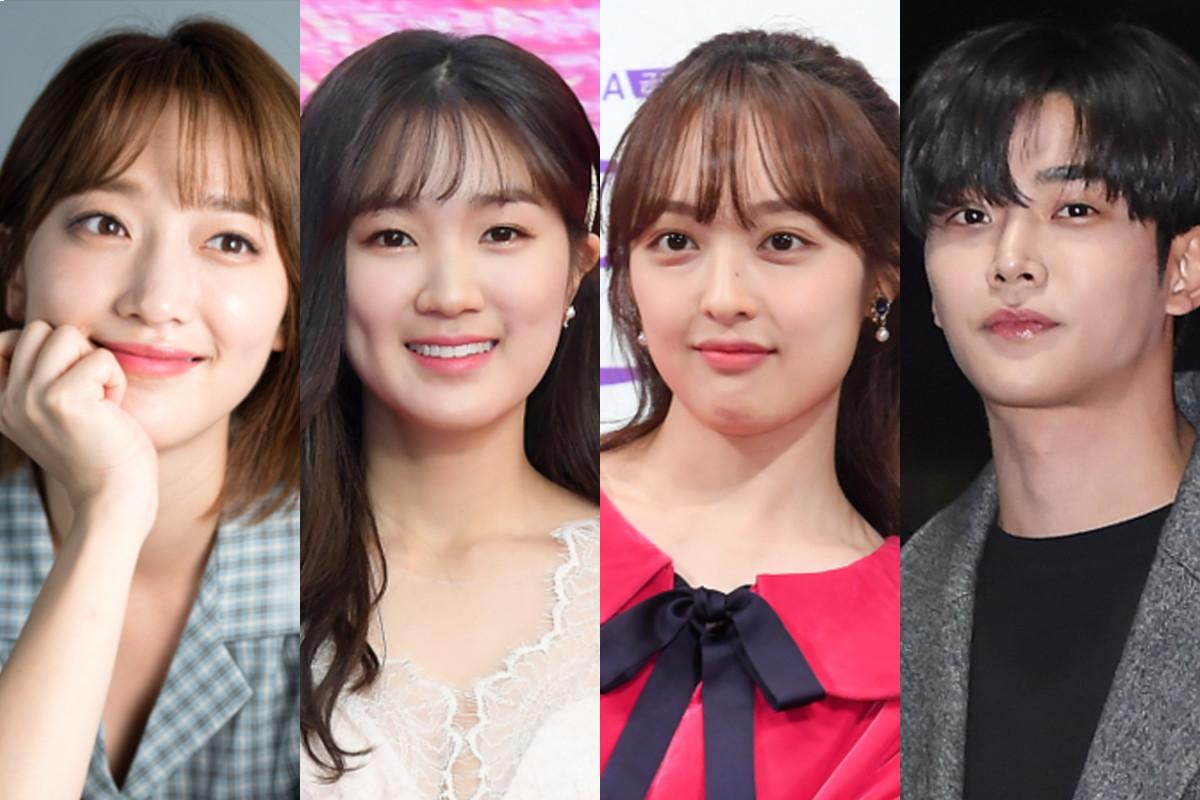 Pyo Ye Jin, Kim Bo Ra, Kim Hye Yoon and SF9 Rowoon finishes filming for 'Busted!' Season 3