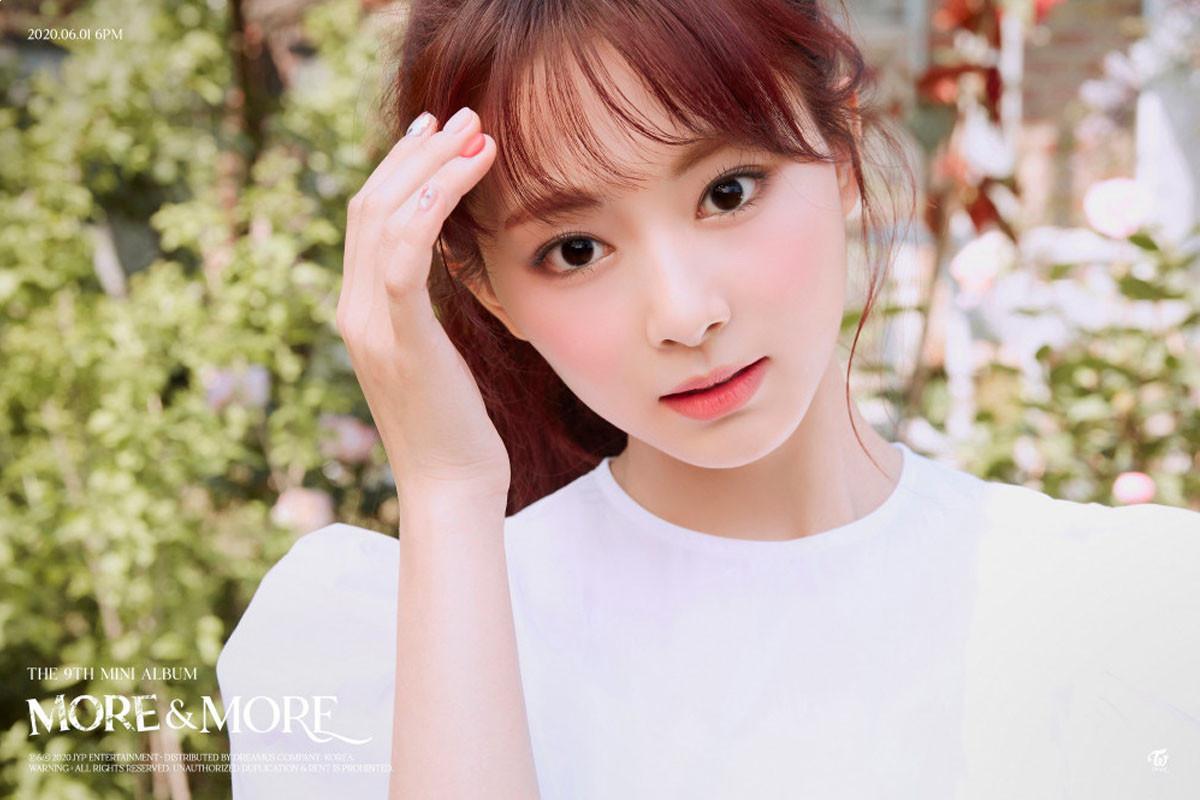 TWICE's Tzuyu reveals her elfish individual comeback teaser