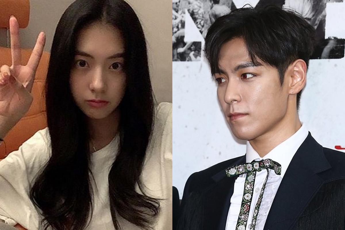 YG Ent. says they cannot confirm dating rumors between BIGBANG T.O.P and Kim Gabin