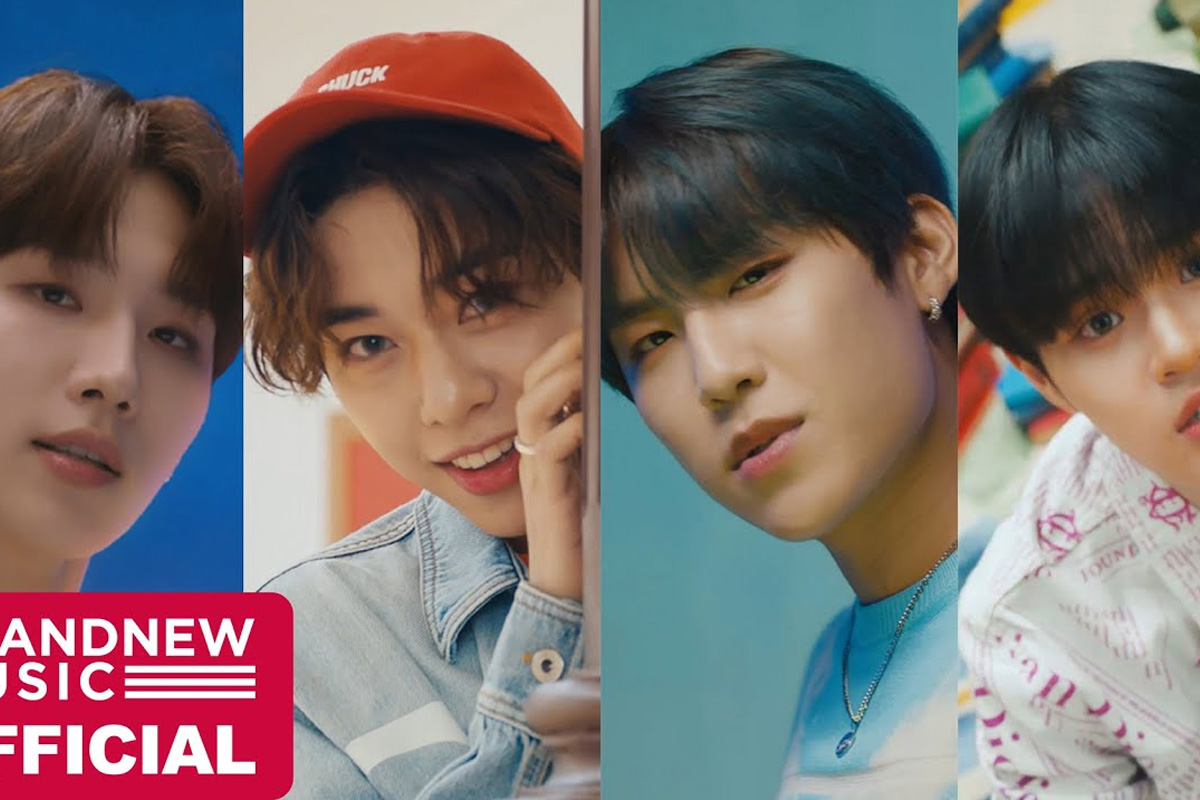 AB6IX finally comeback with official music video for 'The Answer'