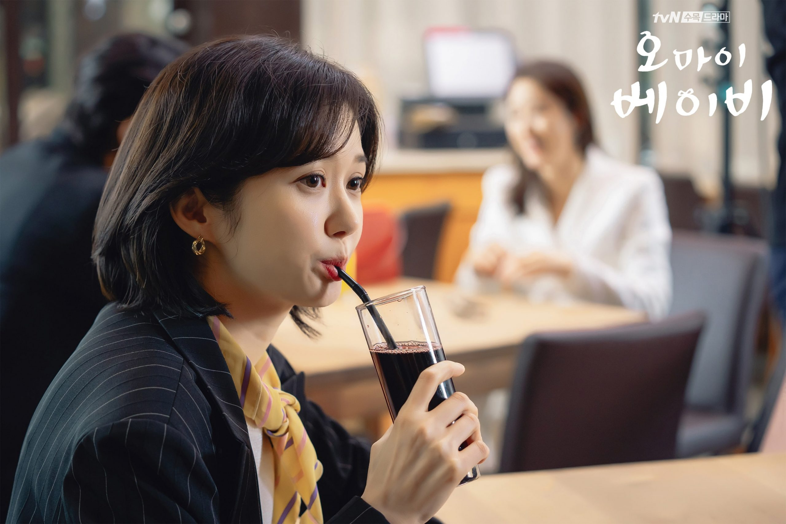 jeon-hye-bin-and-go-joon-make-jang-nara-jealous-in-oh-my-baby-3