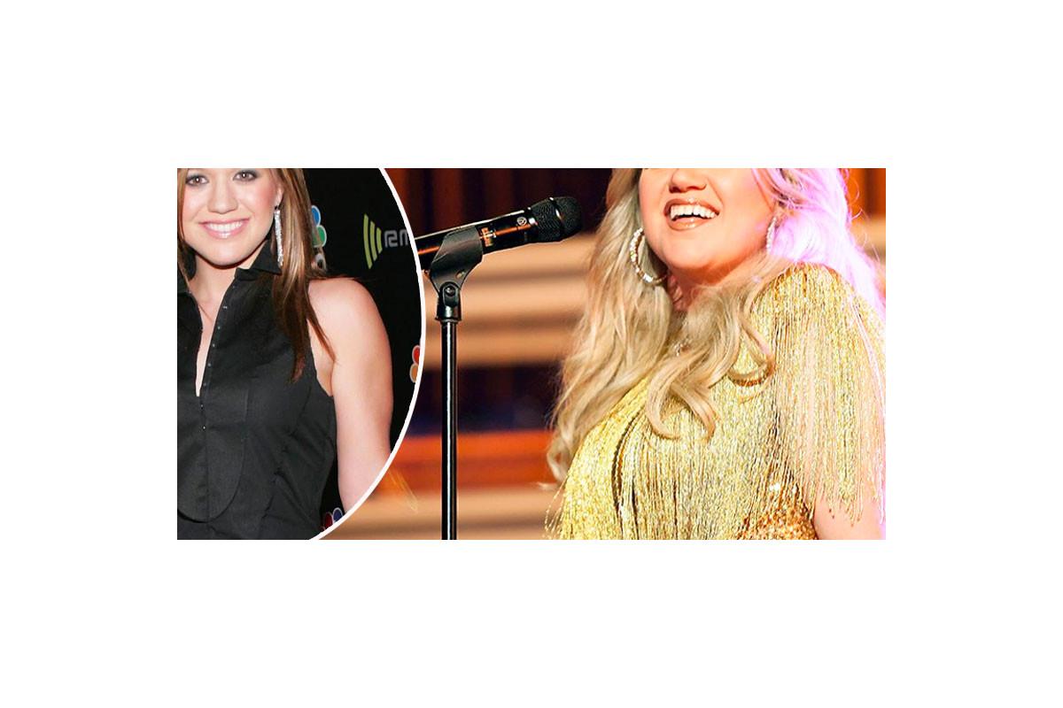 Kelly Clarkson Reveals She Felt 'More Pressure' When She Was Thinner