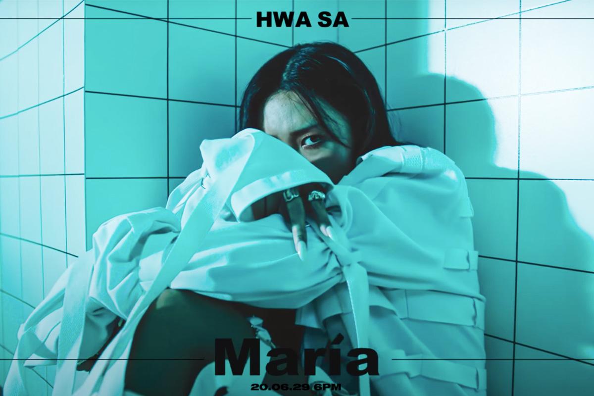 MAMAMOO Hwasa Maria 200 Million Views