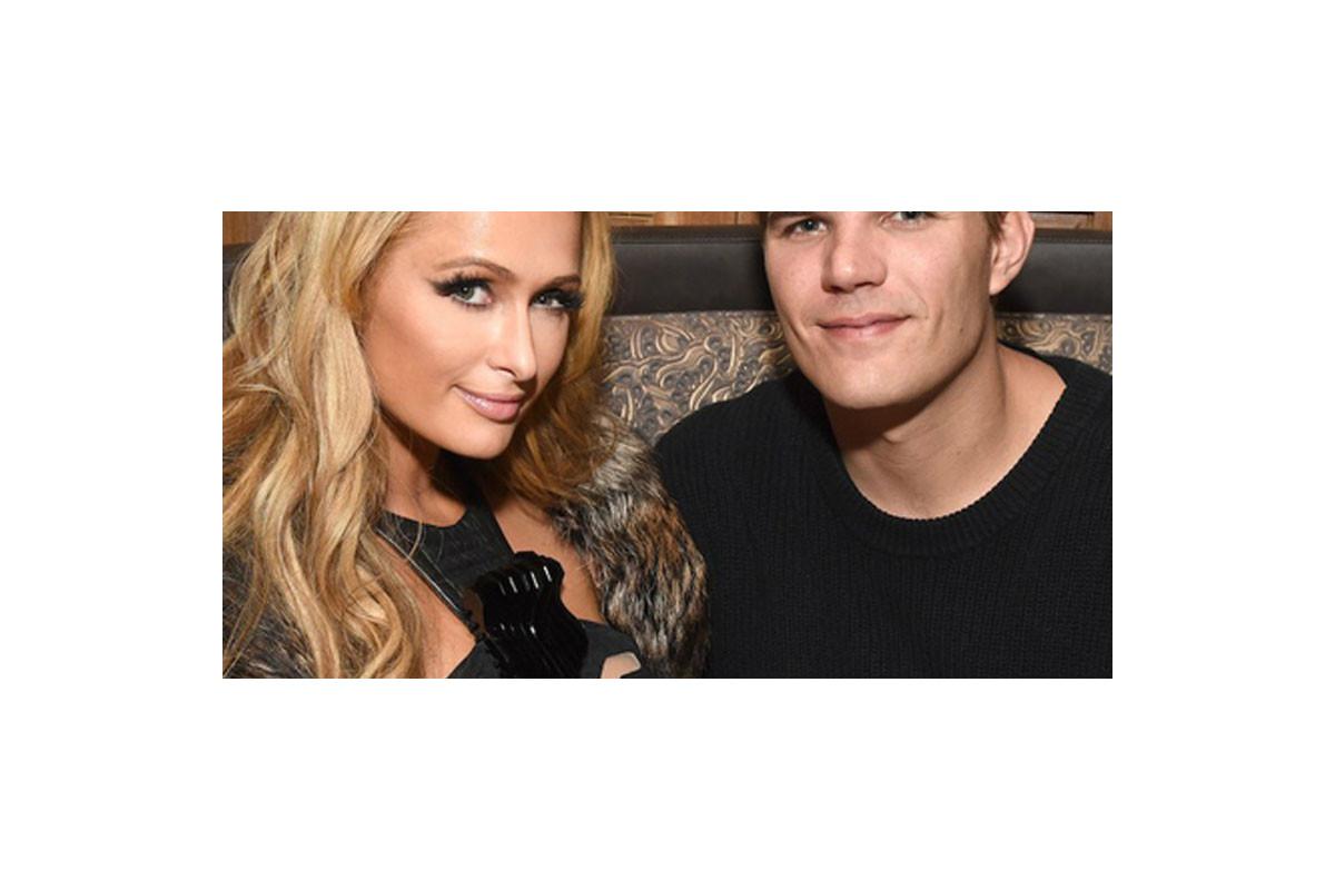 Paris Hilton night dated with her boyfriend
