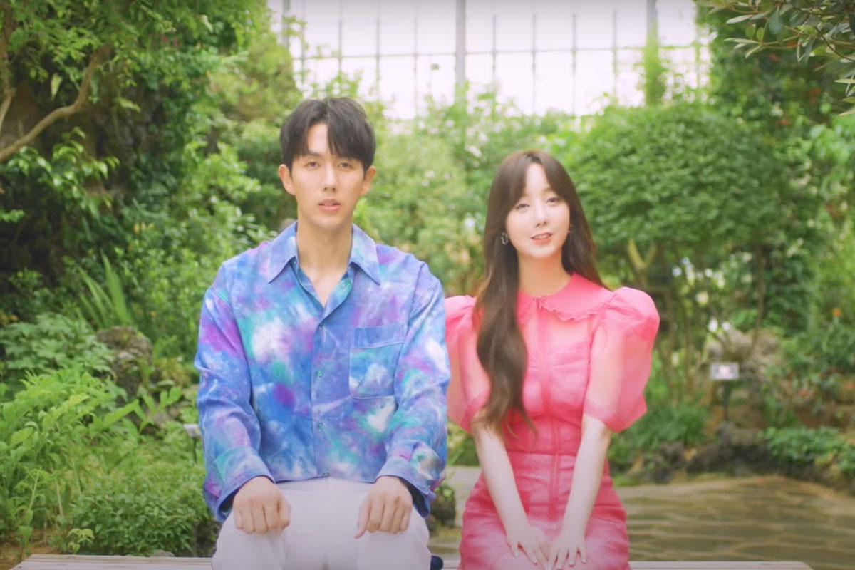 Im Seulong releases new song 'Female Friend' duet Lovelyz's Kei