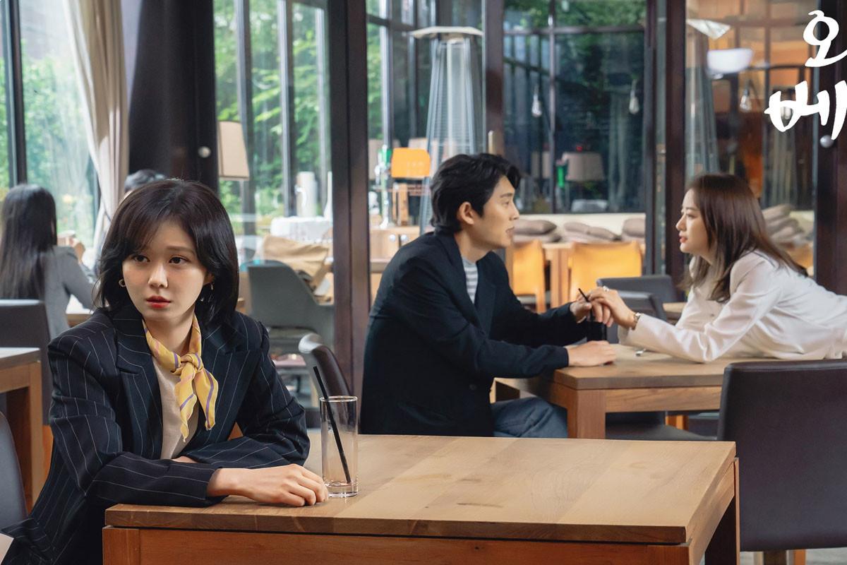 "Jeon Hye Bin And Go Joon Make Jang Nara Jealous In ""Oh My Baby"""