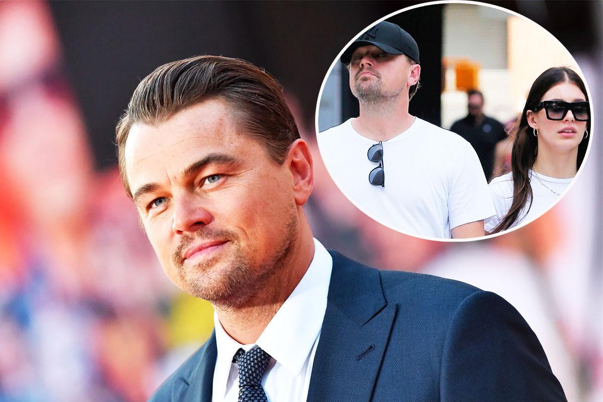 Leonardo DiCaprio holds yacht party to celebrate Camila Morrone's 23rd birthday
