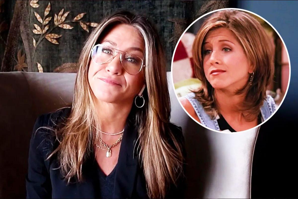 Jennifer Aniston is afraid of the Rachel Green shadows