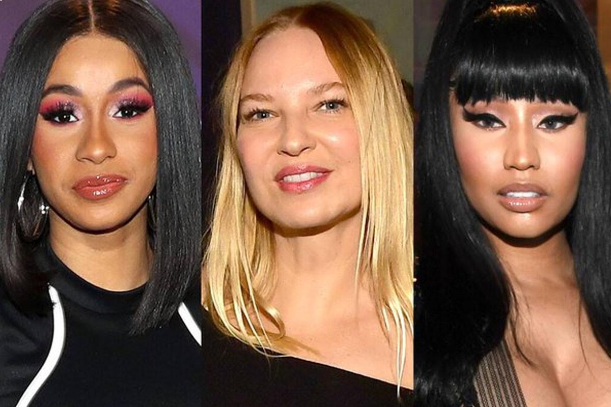 Sia apologized after confusing Nicki Minaj with Cardi B