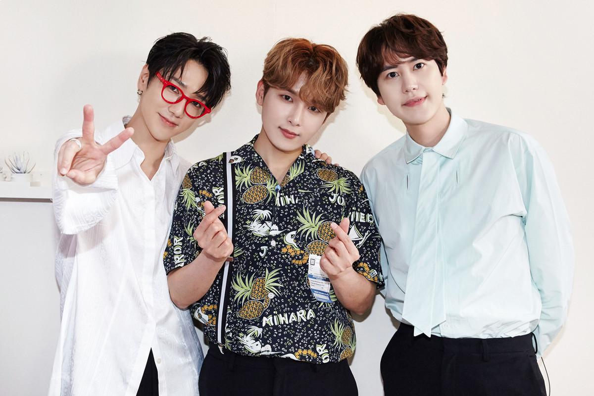 Super Junior-K.R.Y. to guest on 'Weekly Idol' airing in June