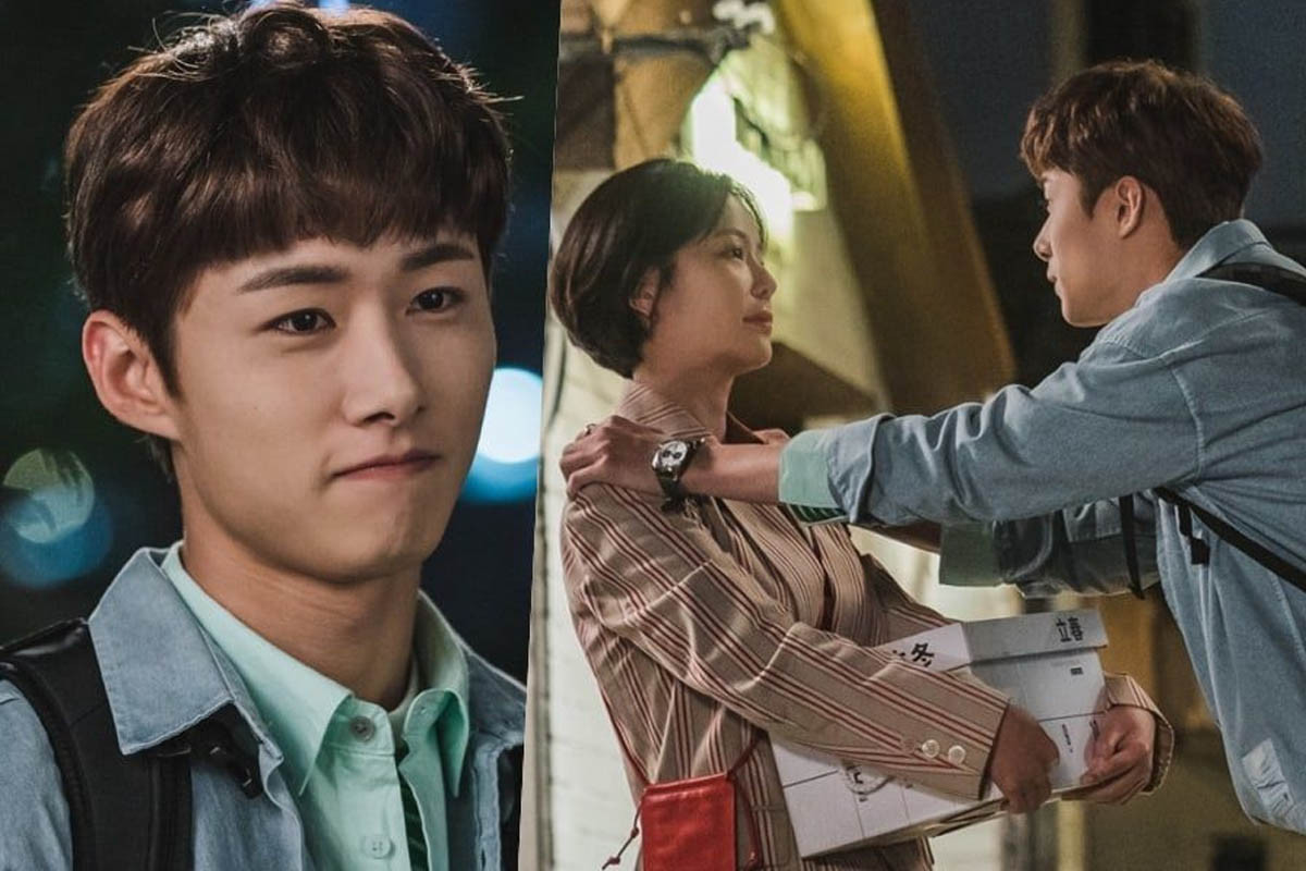 """To All Guys Who Loved Me"" reveals still cuts of Seo Ji Hoon and Hwang Jung Eum's chemistry"