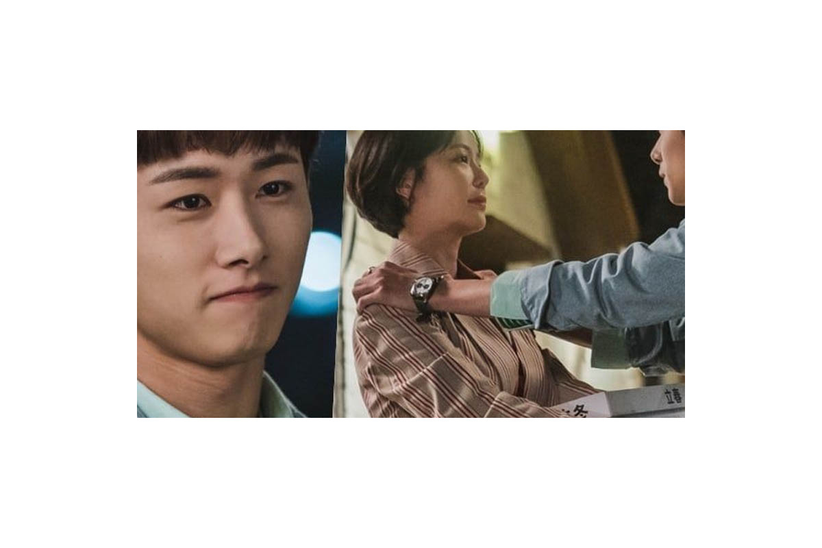 """""""To All Guys Who Loved Me"""" reveals still cuts of Seo Ji Hoon and Hwang Jung Eum's chemistry"""