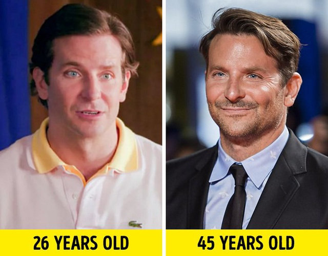 Hollywood-actors-look-more-handsome-when-they-get-older-9