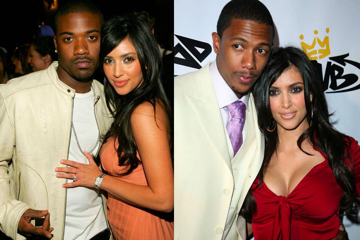 Kim Kardashian and her impressive list of ex-boyfriends