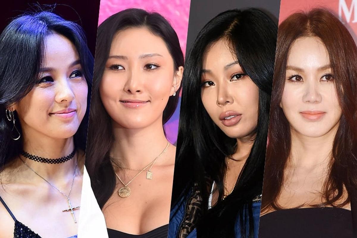 Lee Hyori, Uhm Jung Hwa, Jessi, and MAMAMOO's Hwasa to set their project girl group