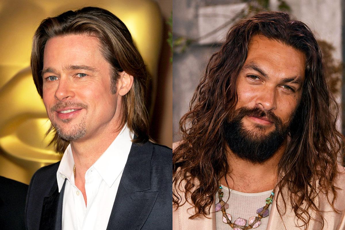 Top 7 Hollywood actors look hotter in long hair