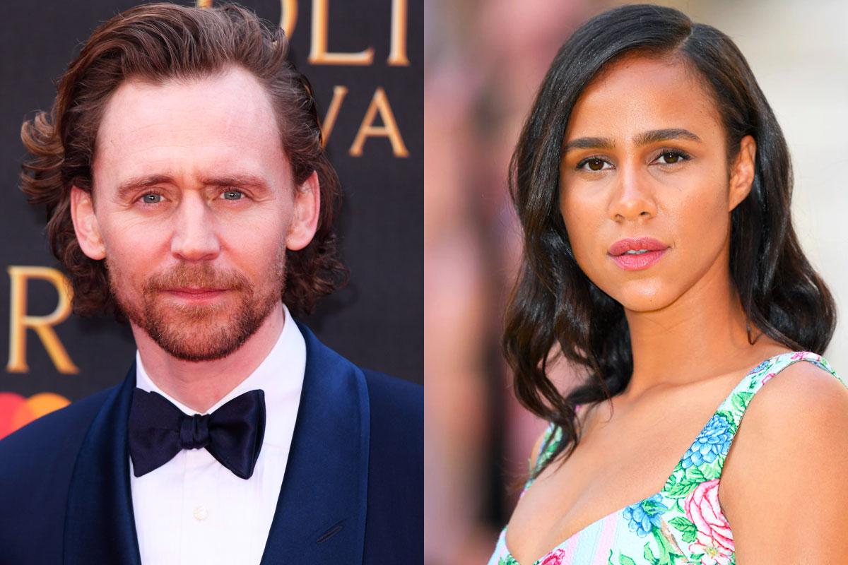 Tom Hiddleston caught moving in with co-star Zawe Ashton in Atlanta