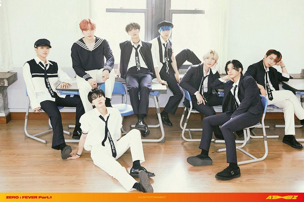 ATEEZ to hold comeback mini-concert 'ATEEZ AIR CON'
