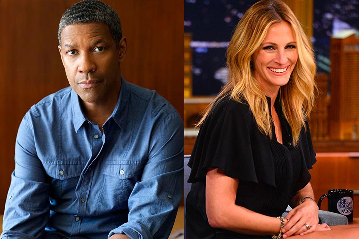 Denzel Washington and Julia Roberts in new Netflix's movie
