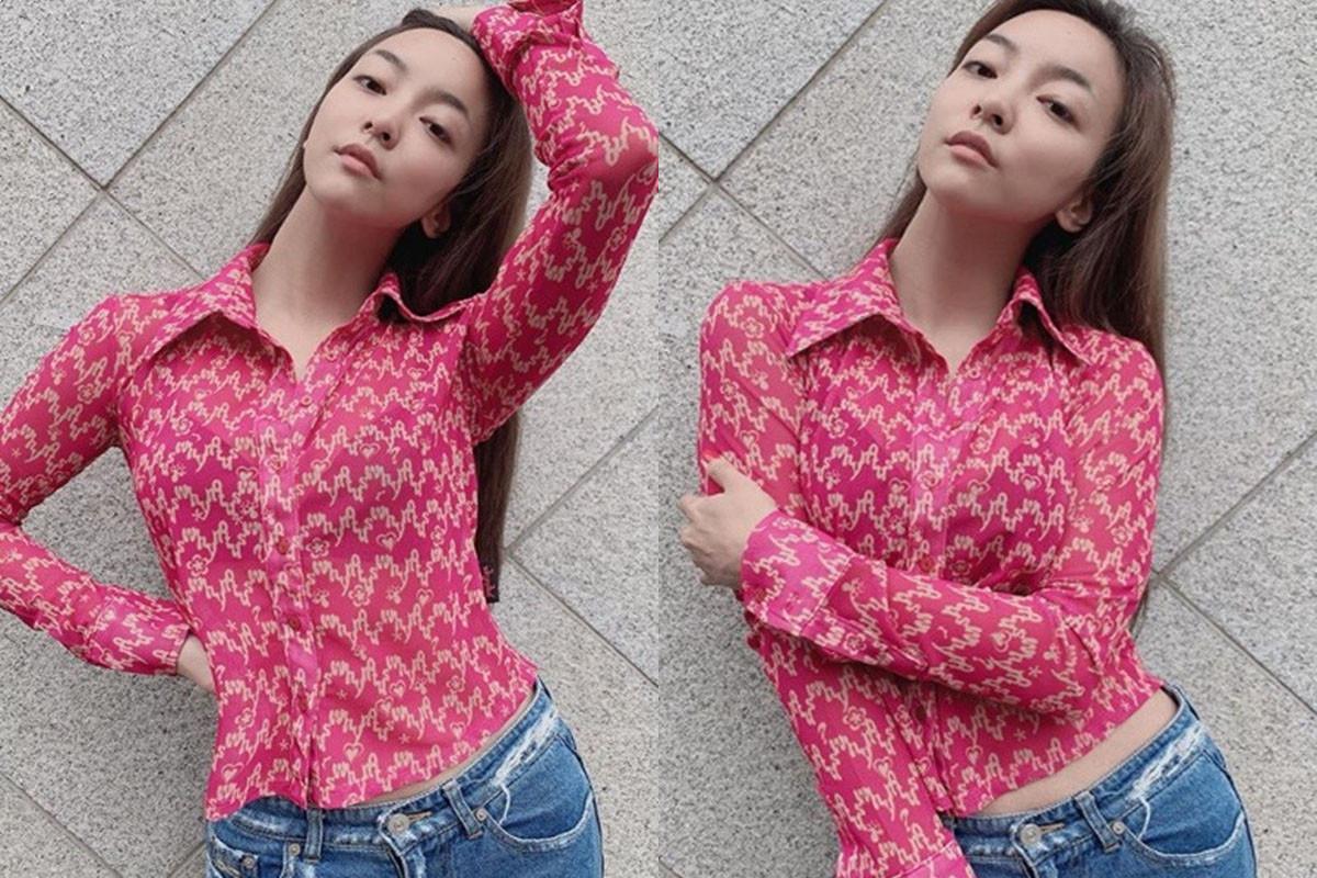 F(x)'s Luna surprises fan with seductive images in newest posts