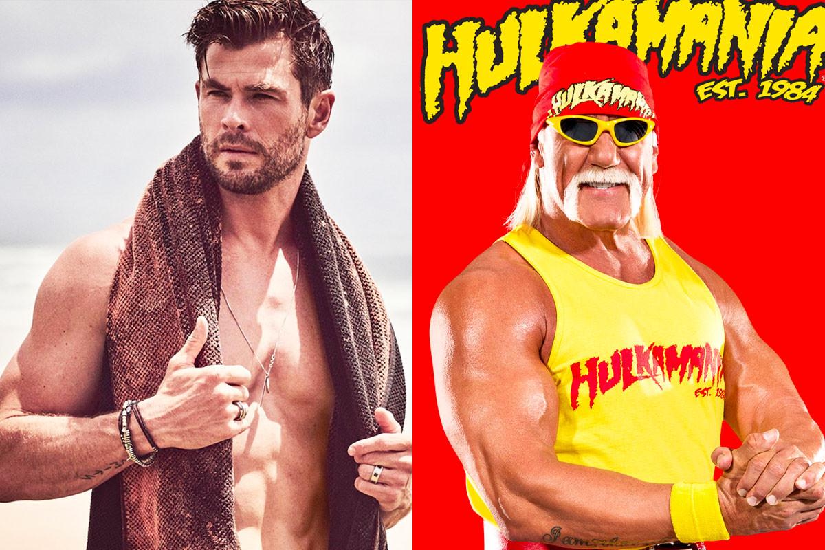 Chris Hemsworth will be as big as WWE's Hulk Hogan in Netflix's biopic