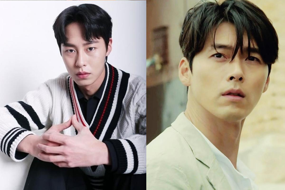 Hyun Bin displays support for Lee Jae Wook 's upcoming drama