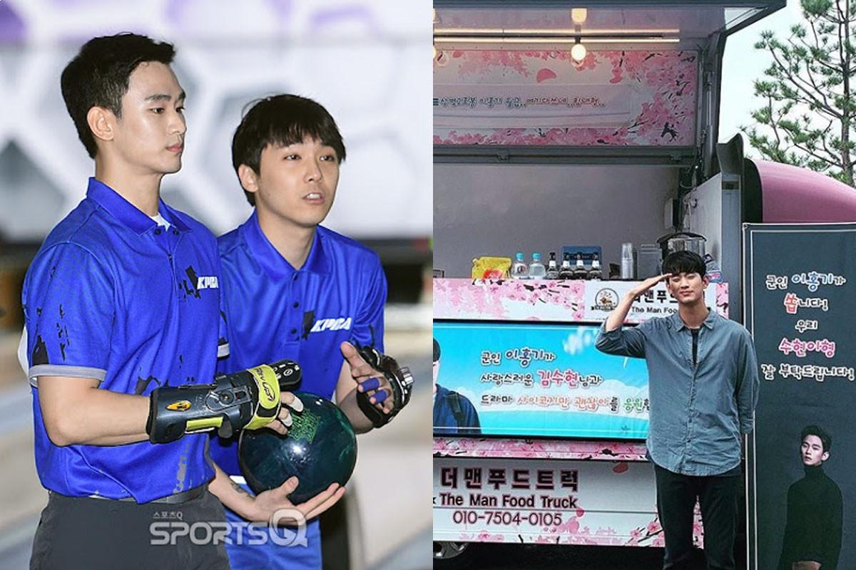 Kim Soo Hyun Thanks Lee Hong Ki For His Support