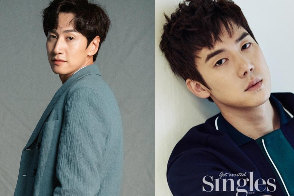 Lee Kwang Soo and Yoo Yeon Seok continue relationship with King Kong By Starship