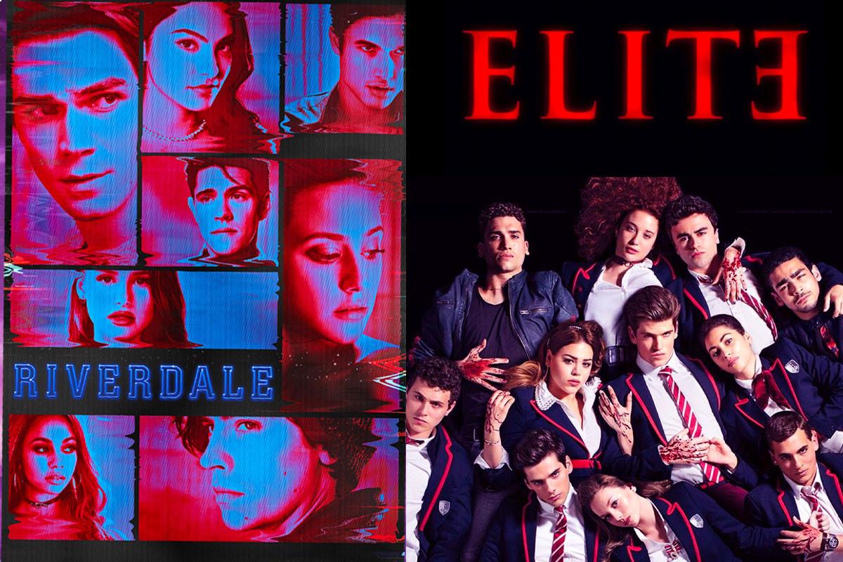5 TV thriller-drama series with school theme