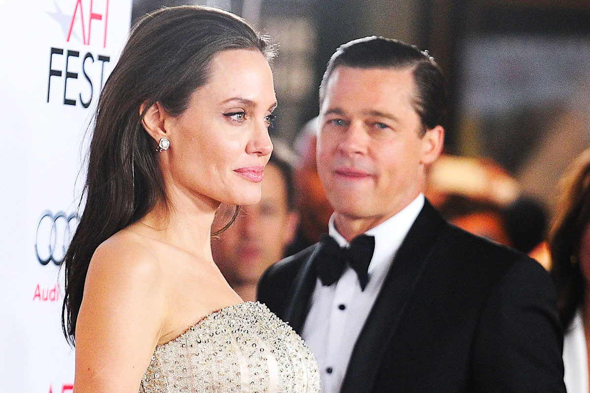 Angelina Jolie and Brad Pitt are back together by using therapy