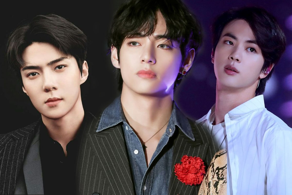 Top 10 Most Handsome K Pop Male Idols In 2020 Starbiz Net