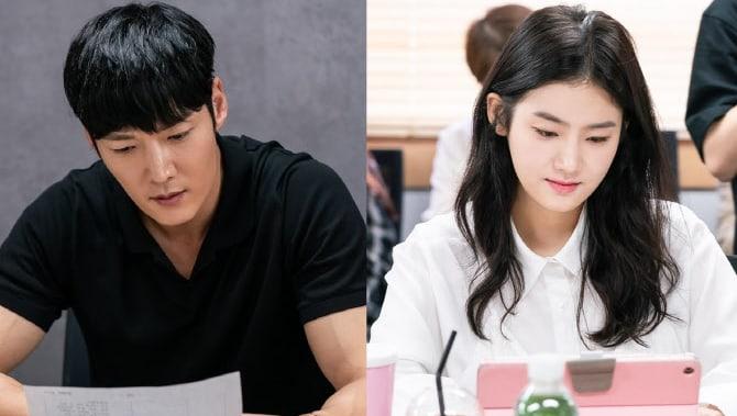 zombie-drama-script-reading-images-choi-jin-hyuk-park-ju-hyun-1