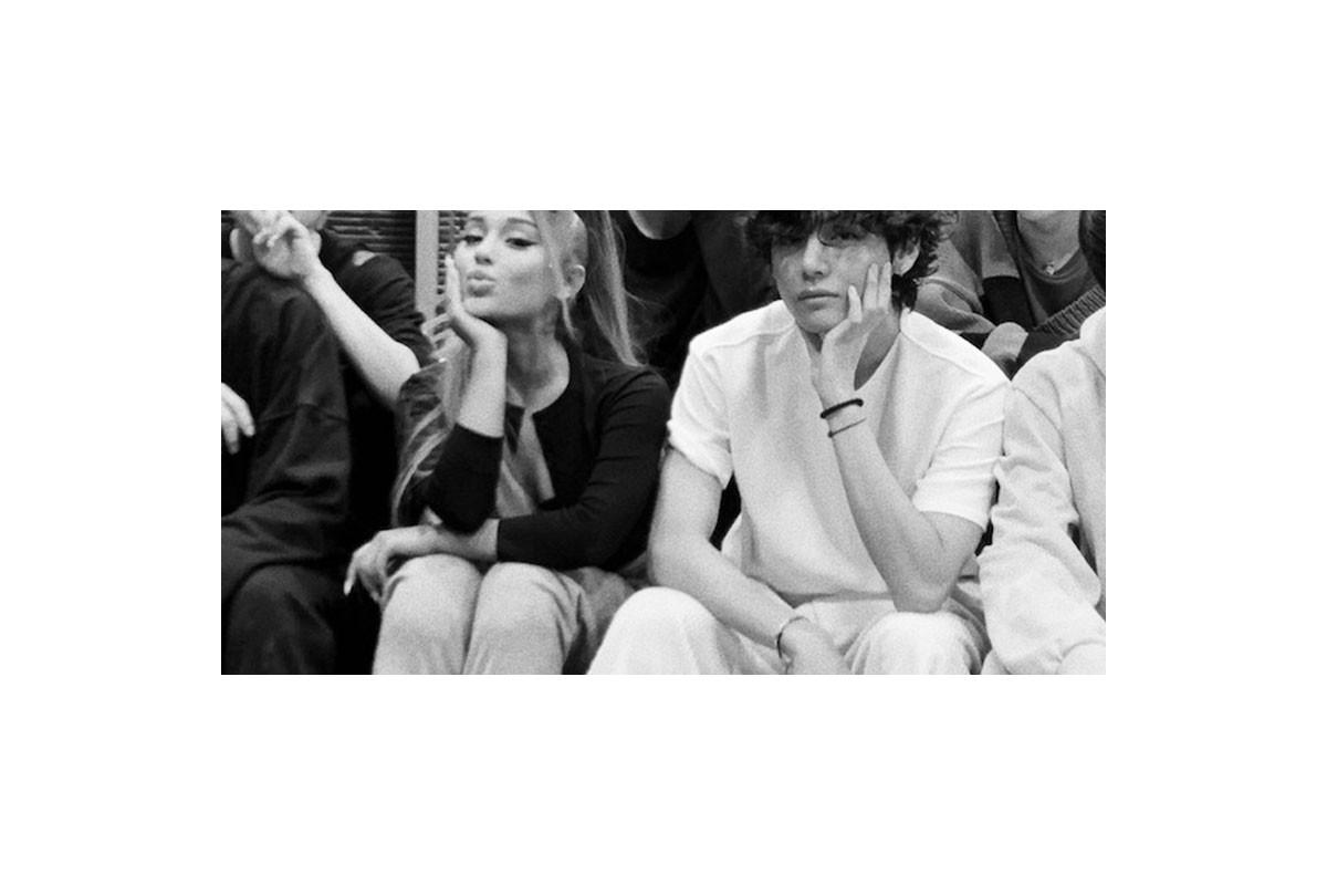 Ariana Grande and her beautiful friendship with K-Pop idols
