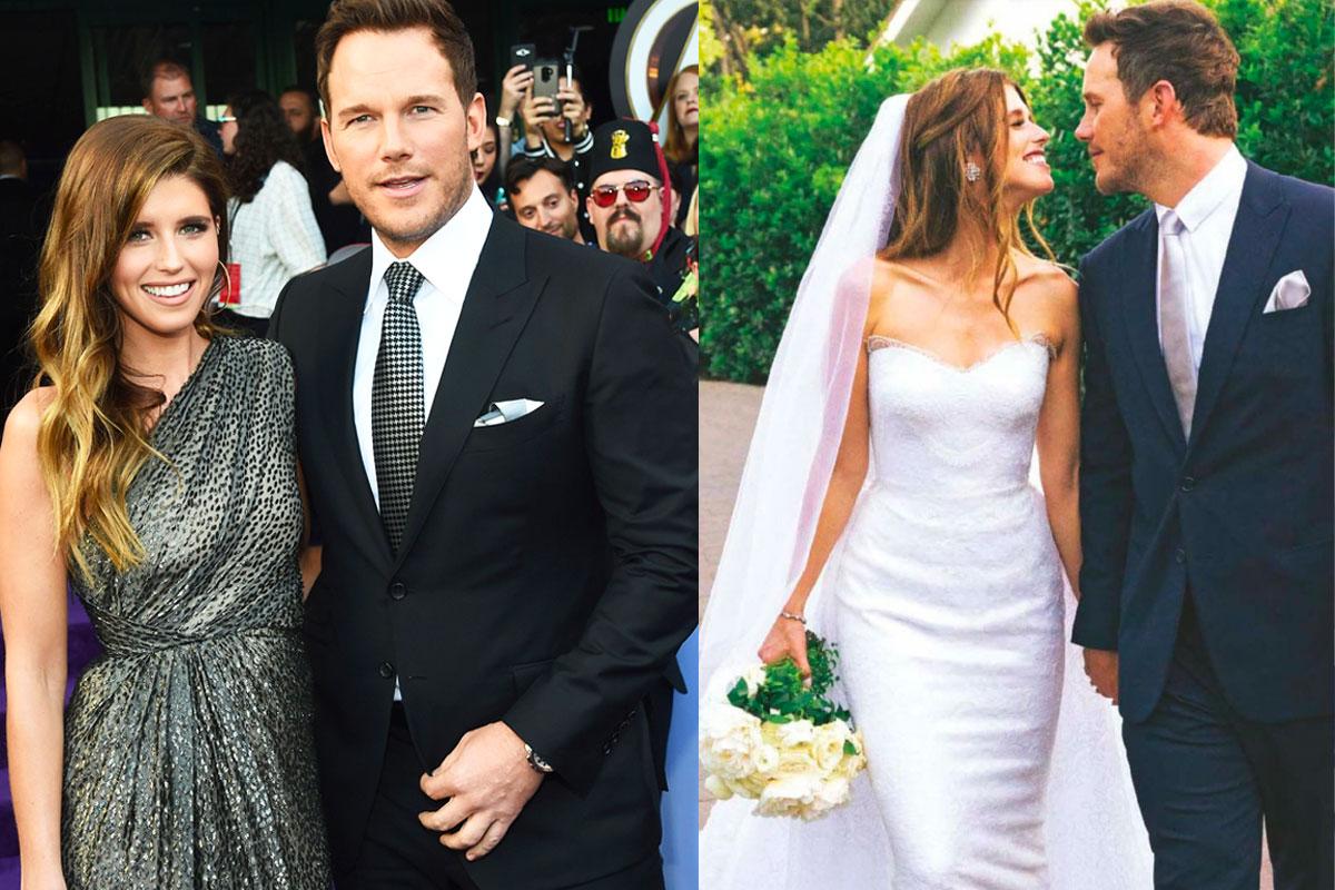 Katherine Schwarzenegger and Chris Pratt welcomed their first child