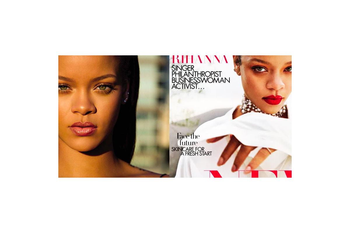"Rihanna on Harper's Bazaar and spoils R9 album will be ""worth it"""