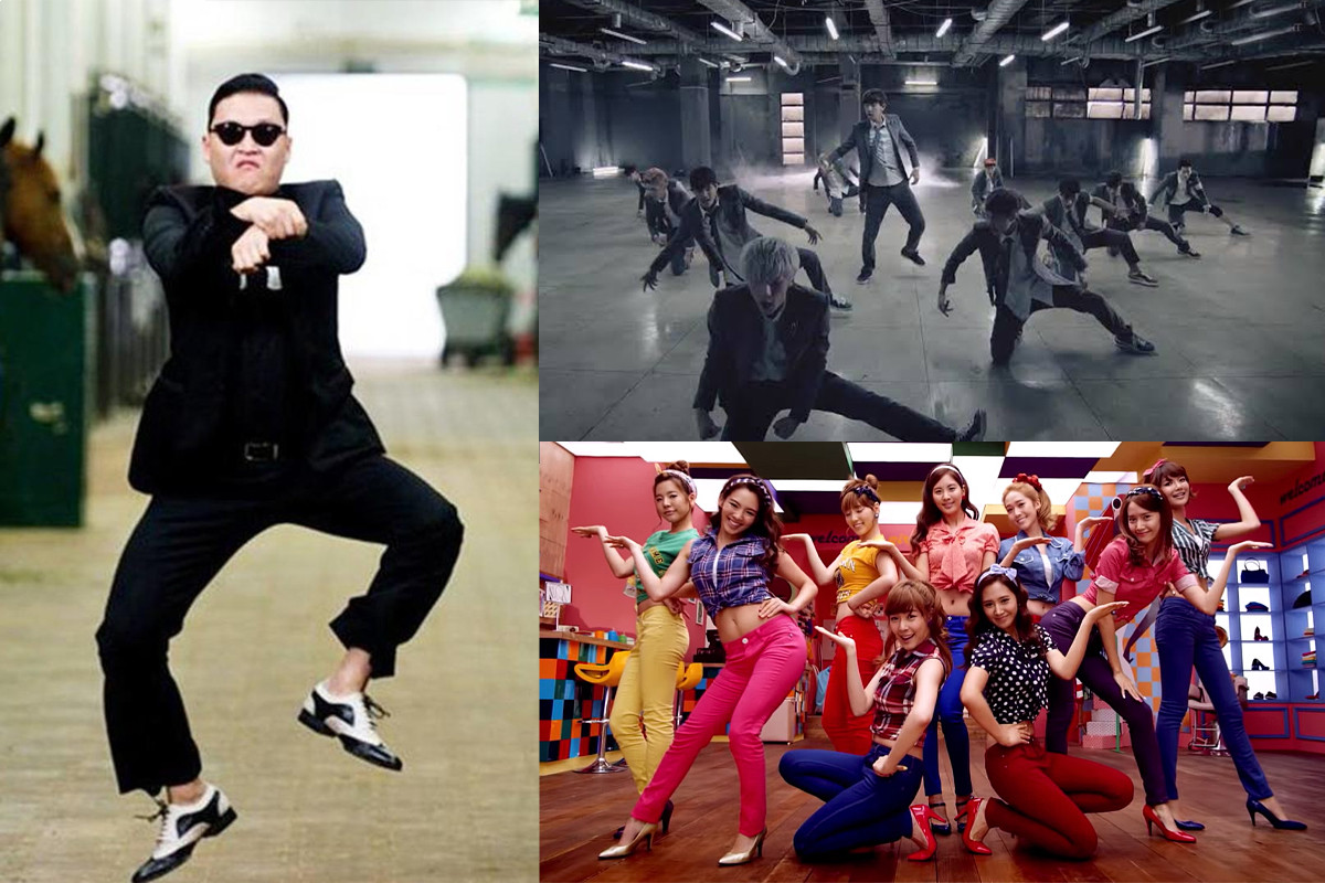 10 Nation's K-Pop hits of the 21st century chosen by Mnet