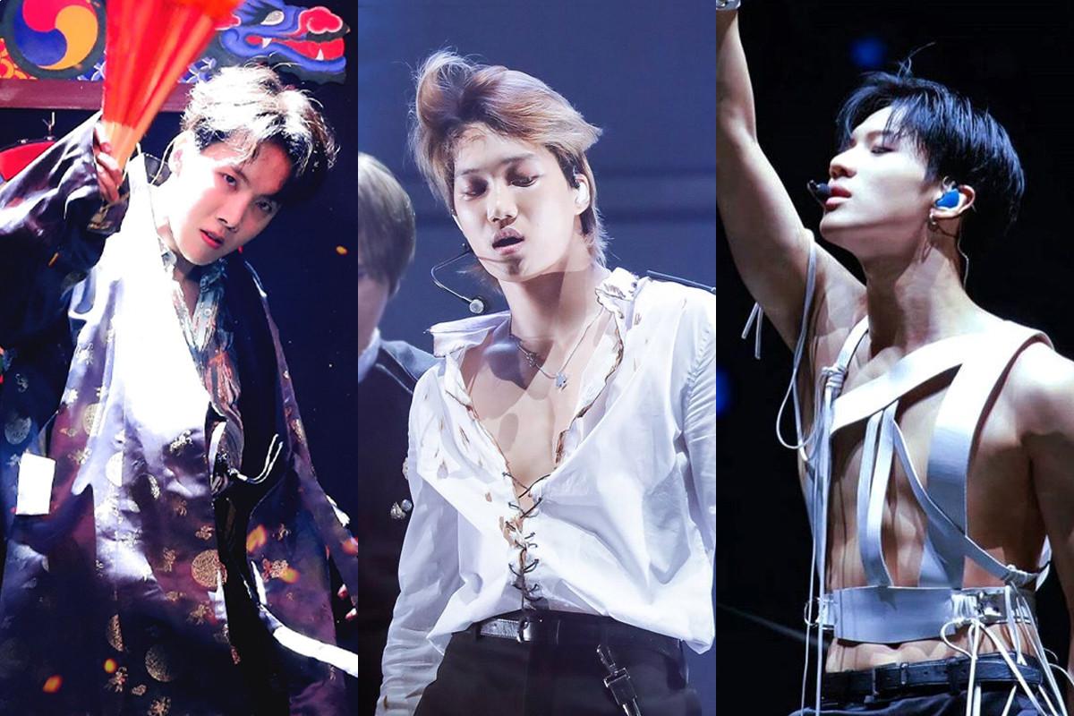 Top 6 male idols who always appear in 'best main dancers' lists