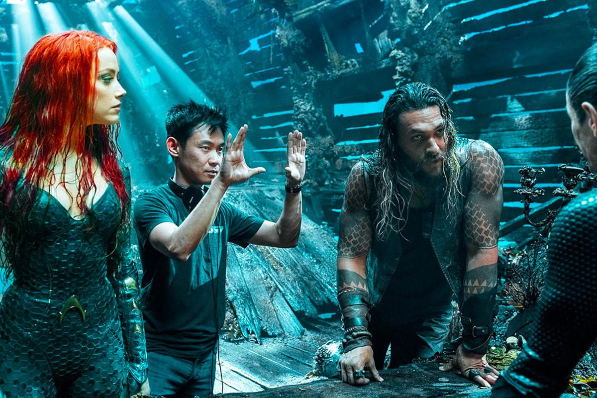 DC comics decides Aquaman 2 to have horror vibes