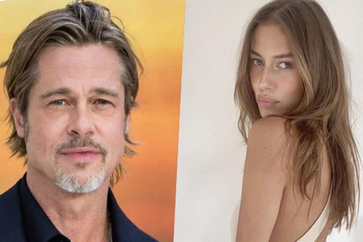 Brad Pitt to date hot model Nicole Poturalski
