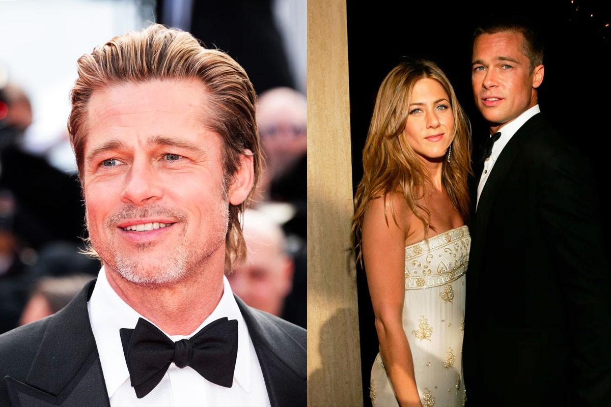 Brad Pitt and Jennifer Aniston REUNITES for Fast Times At Ridgemont High