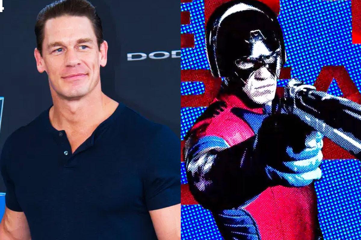 John Cena appears in Suicide Squad in James Gunn's movie