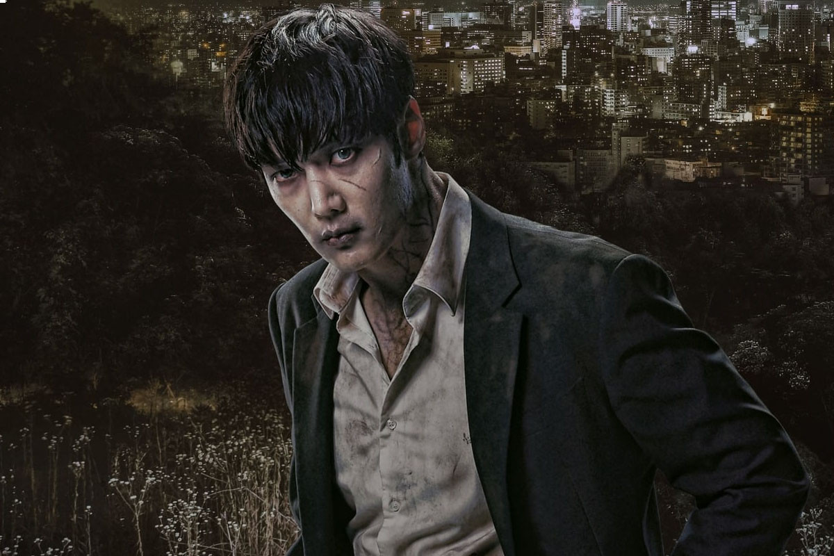 Choi Jin Hyuk's Zombie Upcoming KBS Drama Reveals First Poster Of Him