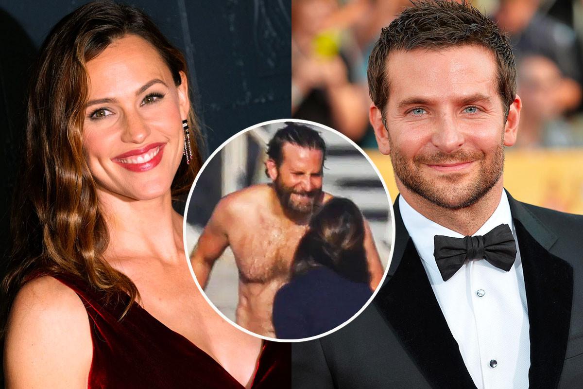 Jennifer Garner spotted hanging out with Bradley Cooper