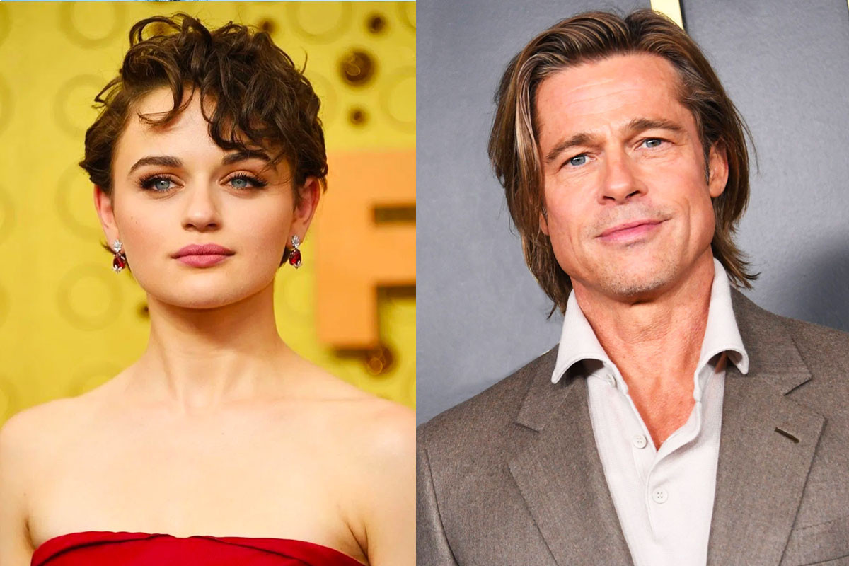 "Joey King becomes assassin against Brad Pitt in ""Bullet Train"""