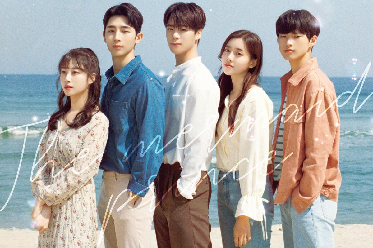 'Mermaid Prince 2' to air in November starring ASTRO Moonbin, SF9 Hwiyoung and more