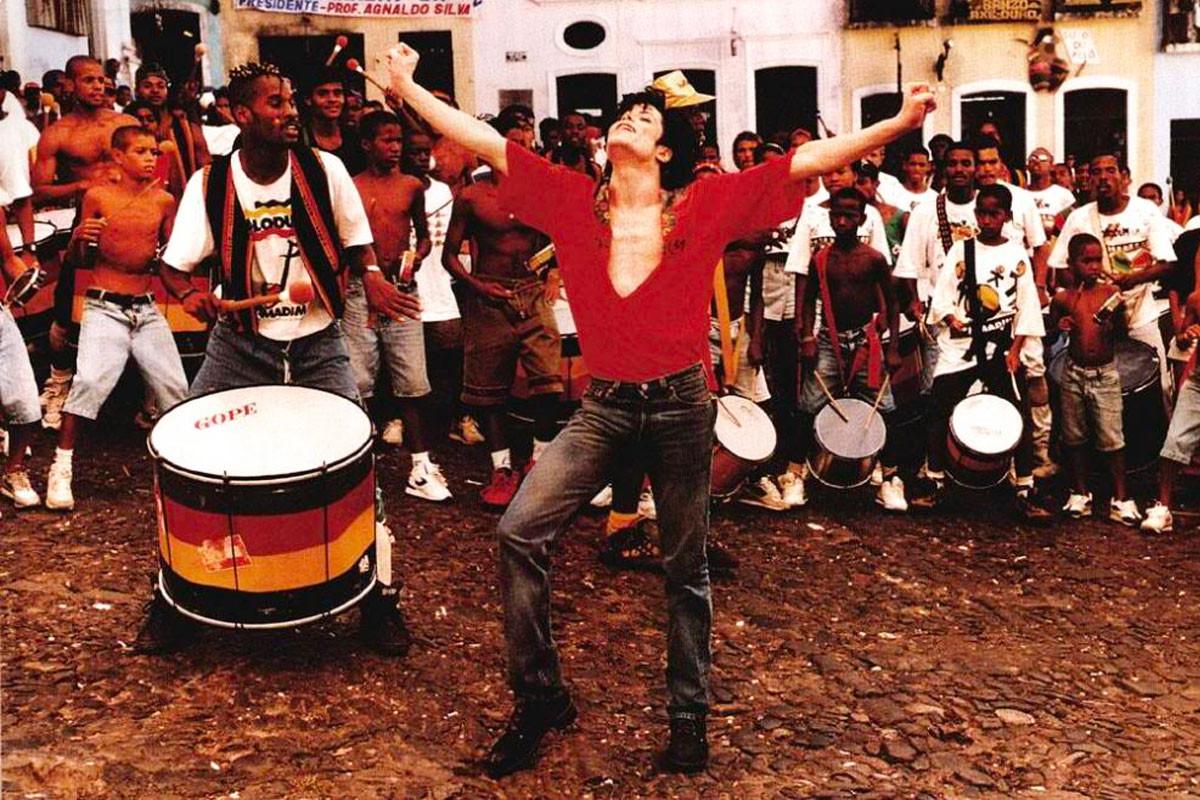 Legendary music video of Michael Jackson released new version